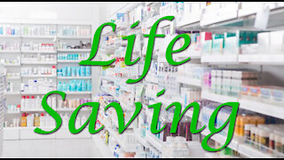 5 Over the counter items that could SAVE your LIFE!