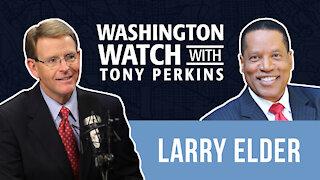 Larry Elder Discusses Gavin Newsom's Record as California Governor