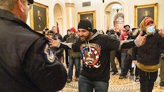 Pro-Trump Rioters Storm U.S. Capitol