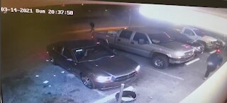 Las Vegas police looking for hit-and-run drivers