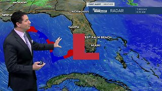 South Florida weather 4/7/20
