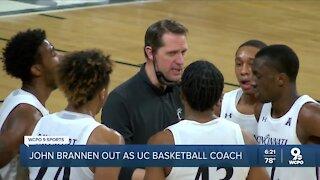 UC fires men's basketball coach John Brannen