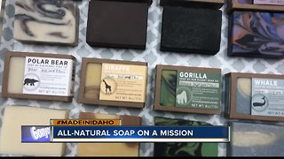 Made in Idaho: Our Planet Soap
