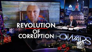 Revolution of Corruption Will Overturn Fraudulent Election