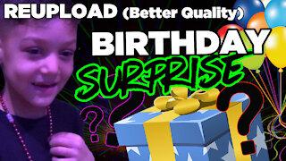 Birthday Surprise??
