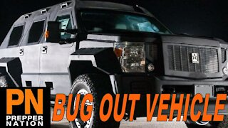 Your Bug Out Vehicle During SHTF
