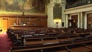 Wisconsin State Supreme Court hears GOP lawmakers' challenge to stay-at-home order