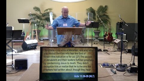 Worship service 4-11-21
