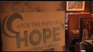 Human trafficking forum for parents