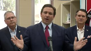 Governor Ron DeSantis announces more than $765 Million in record funding for teachers
