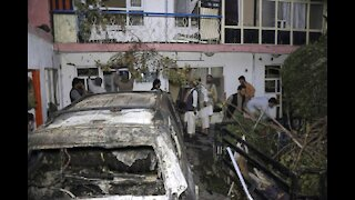'It was a mistake.' CENTCOM admits Aug. 29 drone strike killed civilians, not ISIS
