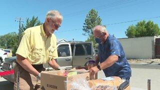 Mustard Seed, Idaho Foodbank to hold Community Food Distribution event