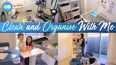 GOT SOME BIG ORGANISING PROJECTS? | Clean and Organise with Me
