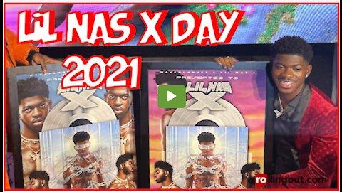 Lil Nas X honored at Atlanta homecoming
