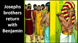 Bible Study Genesis Chapter 43 Explained
