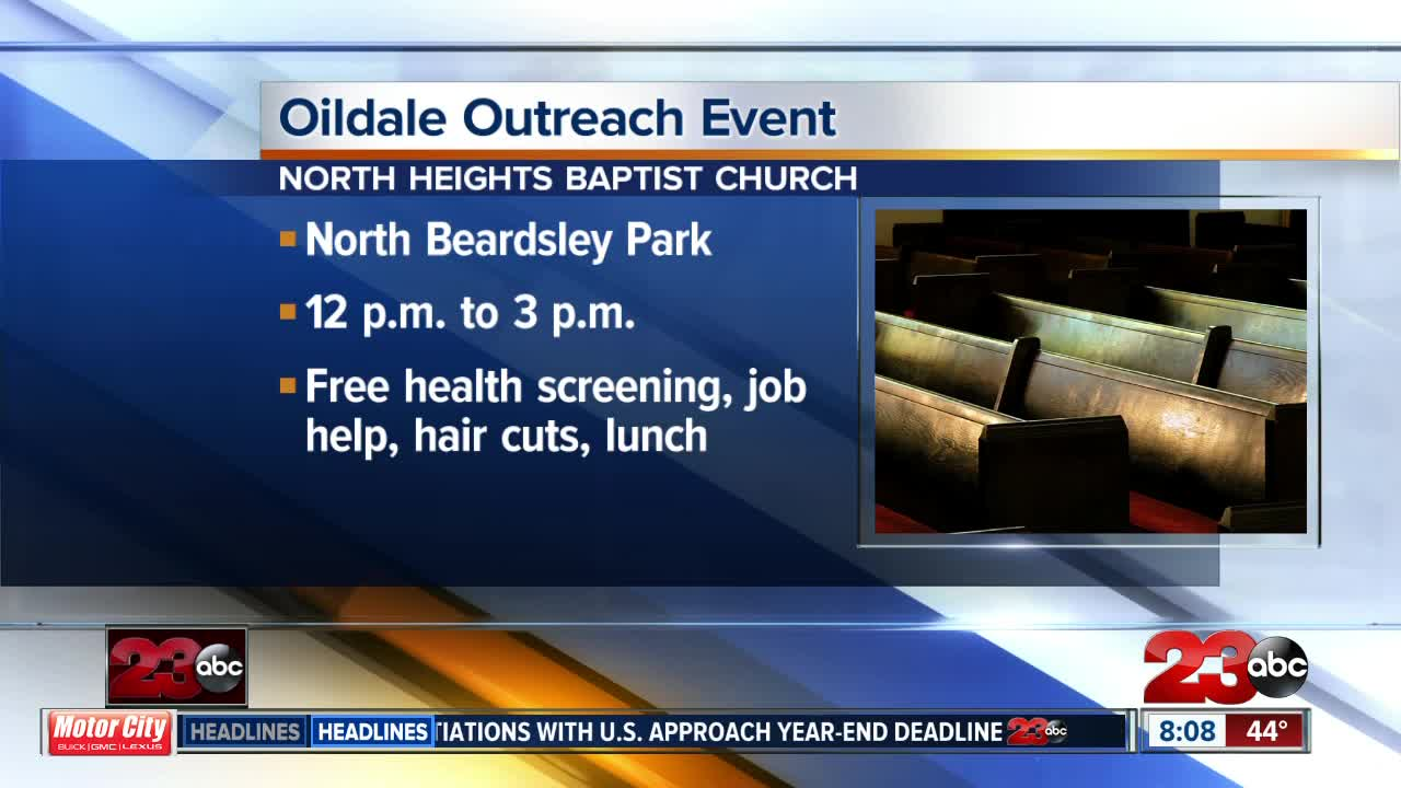 Oildale church helping community with free supportive services Saturday