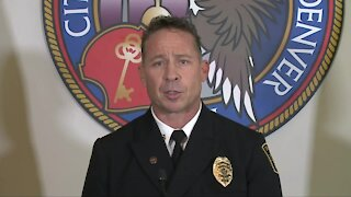 Desmond Fulton named new chief of the Denver Fire Department