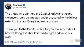 Local congresswoman describes breach