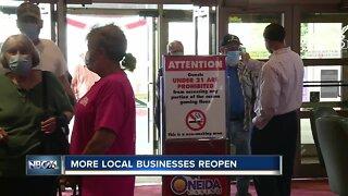 More businesses open in Northeast Wisconsin