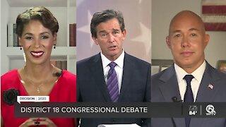 Rep. Brian Mast-Pam Keith debate: Pt. 1 (24 minutes)