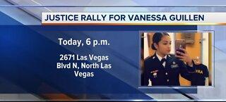 Justice ralley for Vanessa Guillen