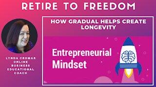 How Gradual Helps Create Longevity