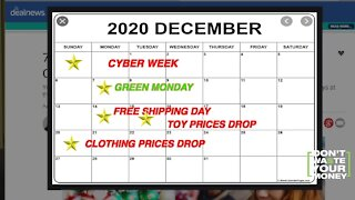 Best December Sales