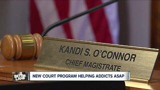 New Summit County court program helping addicts 'ASAP'