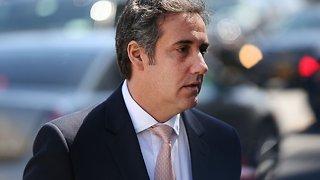 Federal Judge Sentences Michael Cohen To 36 Months In Prison