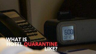 Hotel Quarantine - What is it like?