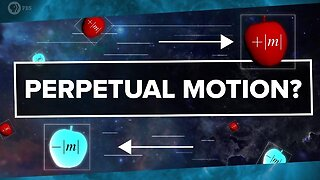Perpetual Motion From Negative Mass?