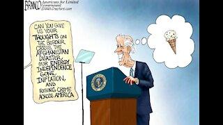 AZ Audit Proves 2020 Election Fraud, Biden Attacks Unvaxed, USA is Broke
