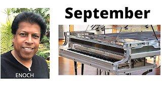 September - Enoch Fernando - smooth keys - composer