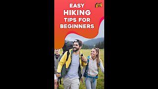 4 Important Hiking tips for Beginners *