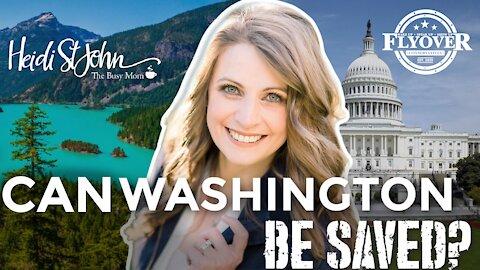 Can Washington Be Saved?   Flyover Conservatives
