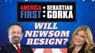 Will Newsom resign? Jennifer Horn with Sebastian Gorka on AMERICA First