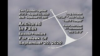 Week of September 20, 2020 - Anchored in Faith Episode Premiere 1212