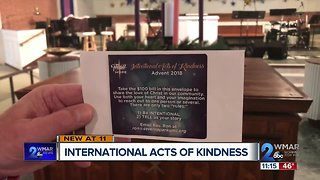International Acts of Kindness
