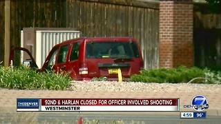 Westminster police investigating officer-involved shooting