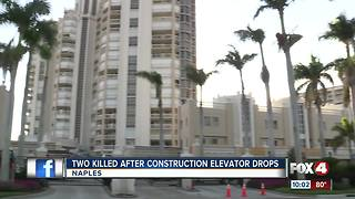 Two workers killed in construction mishap