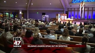 Local places of worship increase security after recent attacks