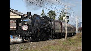 Chichibu Steam Locomotive