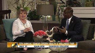 5th Annual Senior Citizen Health and Wellness Fair