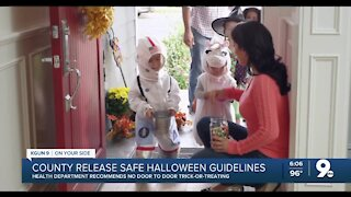 Pima County discouraging trick-or-treating, Halloween parties