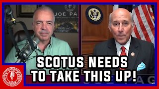 A BUNCH of States Join Texas in Suing Swing States | Louie Gohmert