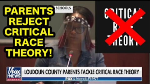 Parents BLAST Virginia School District for teaching CRITICAL RACE THEORY and Pornographic books!