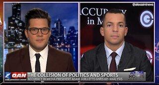 After Hours - OANN Politics & Sports with Adam Guillette
