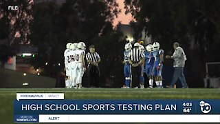 San Diego County high school, youth sports one step closer to resuming