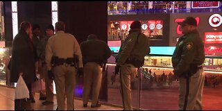 Las Vegas police announce security plan for New Year's Eve