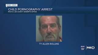 Lost cell leads to child porn arrest
